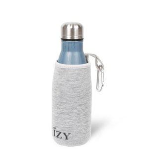 IZY bottle cover Grey 350 ml - hoes voor de 350 ml flessen