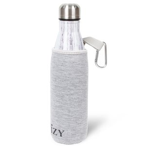 IZY bottle cover Grey 500 ml - hoes voor de 500 ml flessen