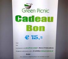 GreenPicnic Cadeaubon €15,00