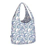 Ecozz little big bag shopper met Short Spring bloemenprint