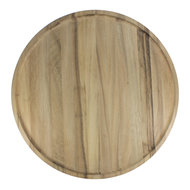 EcoDesign Acacia hout dienblad 40cm