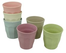 Bamboe bekers Cupful of colour Dawn van Zuperzozial