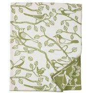 Klippan deken -plaid van bio katoen Sherwood