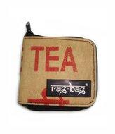 Ragbag wallet, fairtrade portemonnee