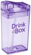 Drink in the Box paars drinkpakje