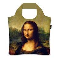 Ecozz ecoshopper met Mona Lisa, gemaakt van gerecycled plastic