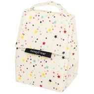 Keepleaf lunchbag Stars, lunch koeltasje met sterren print