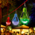 Green Picnic, solar led, partylights/feestverlichting